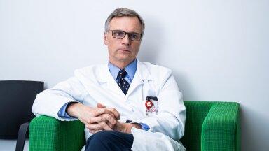 Главврач PERH о пациентах с COVID-19: смертность и тяжелые состояния у мужчин наблюдаются в три раза чаще, чем у женщин