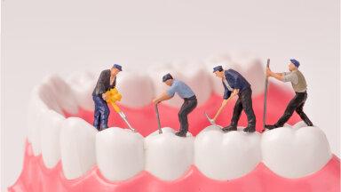 KW Hambakliinik: hambasse täidise asetamine ei ravi haigust