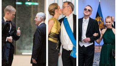 MEENUTUSGALERII | Uued ning vanad paarid, skandaalid ja pidu: aastapäeva ball on läbi ajaloo pakkunud palju üllatavat ning kõmulist!