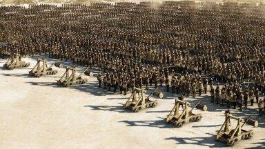 """Suur armee linnamüüride all episoodis """"Ahelatemurdja"""""""