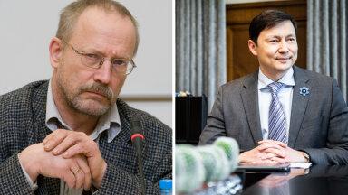 Профессор Рейн Руутсоо: спустя 30 лет после окончания оккупации в мэрии по-прежнему отсутствует понимание правовой ситуации в Эстонии