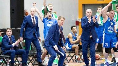 FOTOD JA TIPPHETKED | Kalev/Cramo näitas Rapla vastu võimu ning kohtub Eesti-Läti liiga finaalis Riia VEF-iga