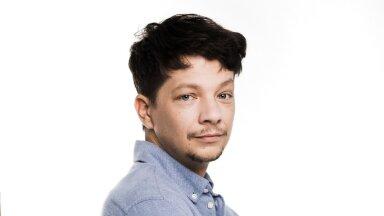 Stig Rästa (39) kirjutab kõigest, mis mahub tema ellu muusiku, elukaaslase ja isana.