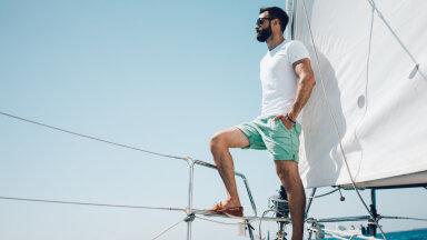 FOTOD | Suvise meestemoe juurde käivad lühikesed püksid, aga kui lühikesed on liiga lühikesed?