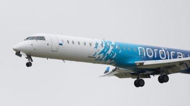 Количество пассажиров Nordica продолжает расти