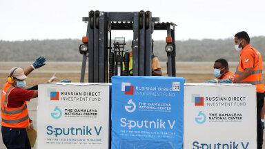 Lavrov: Euroopas ollakse Sputnik V-le loa andmise venimise üle rahulolematud
