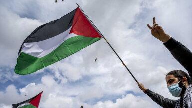 Tavatu vaikus. Araabia riigid ei tõsta Palestiina kõnede peale toru