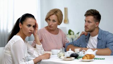 """Õuduste kihlus ja hull ämm: """"Kas sa päriselt tahad abielluda mehega, kes on juba abielus oma emaga?"""""""