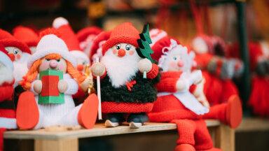 ФОТО | Смотрите, как жители Кохтла-Ярве создают себе праздничное настроение!