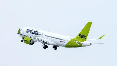 Alates juunist hakkab airBaltic lendama Tallinna ja Nice'i vahel