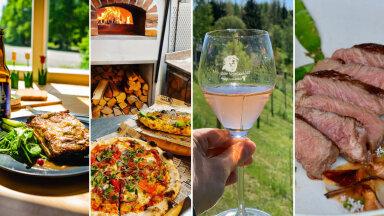 Valgamaa silmapaistvaimad restoranid: värske tooraine, ehedad maitsed ja unustamatud kogemused