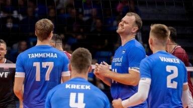 Oliver Venno nägu ütleb kõik. Kuid kaotus tuleb unustada, nädalavahetusel ootavad ees mängud Slovakkia ja Saksamaaga.