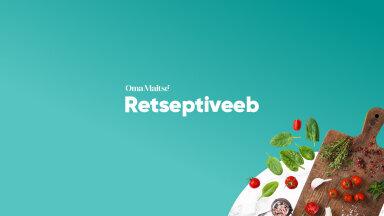 Eesti suurim toiduajakiri Oma Maitse kutsub toiduhuvilisi kasutama uut retseptiveebi!