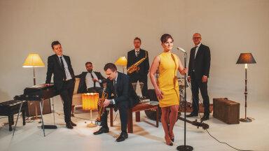 """Susanna Aleksandra & Jazz Legacy Lab näituse""""""""Jazz idealism 1967"""