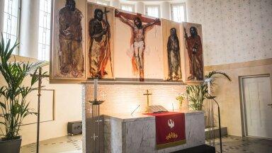USU VÕIM | Riho Saard: kristlikud kirikud on vajalikud üksnes siirderiitusteks