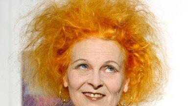 Tagasihoidlikkus Vivienne Westwoodi kindlasti ei iseloomusta. Seda peegeldab nii tema looming kui ka isiklik stiil. Foto 2007. aastast