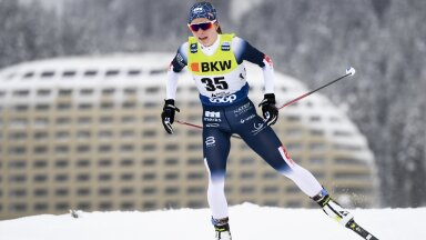 FIS Cross Country Skiing World Cup in Davos