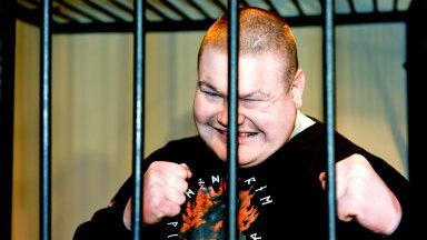 ФОТО: Осужденный за незаконное пересечение границы Эстонии Дацик похудел на 48 кило