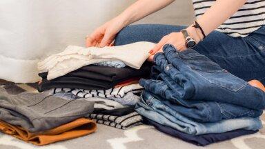 Igas riidekapis on 7 asja, millest peaks enne suve algust lahti saama