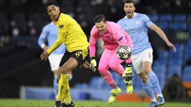 Manchester City vs Borussia Dortmund