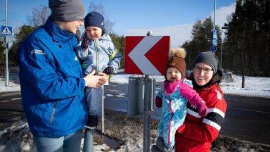Geopeitus | Eesti ema tutvustab põnevat vabaõhuhobi: mõlemad lapsed käisid aaretejahil juba viiepäevastena kaasas