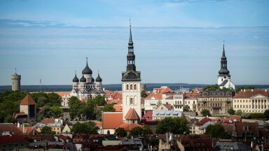Таллинн войдет в состав Мировой Федерации туристических городов