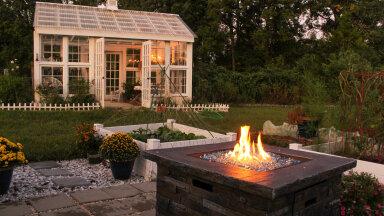 ФОТО | Осеннее настроение и уют! Смотрите, как украсить сад, террасу или балкон в наступившем сезоне