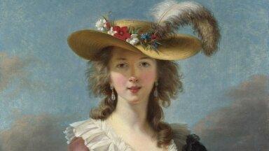 """Elisabeth Louise Vigée-LeBrun õlimaal """"Autoportree õlgkübaraga"""" (millalgi peale aastat 1782) /  CC BY-SA 4.0 / Wikimedia Commons"""