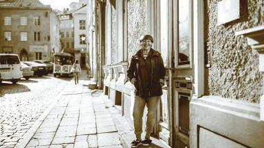 Kirjanik ja luuletaja Viivi Luik: haigus on risk, nii nagu elugi. Kes millegagi ei riski, see ei võta oma elu eest vastutust