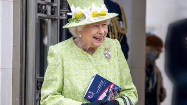 FOTOD | Kuninganna kannab sageli rohelist ja eksperdi sõnul tahab ta sellega meile üht-teist öelda