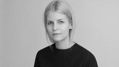 Rõivakunstnik Äli Kargoja.