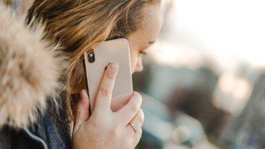 telefoniga rääkimine