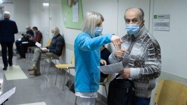 Covid-19 vaktsineerimine Lasnamäe Medicumis