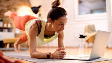 VIDEO | Lubasid, et võtad end sel aastal kätte ja treenid keha supervormi? Saavuta see kümne päevaga, tehes seda 10 minuti pikkust trenni