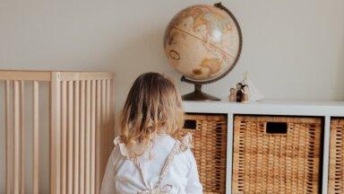Названы самые опасные места в квартире для детей