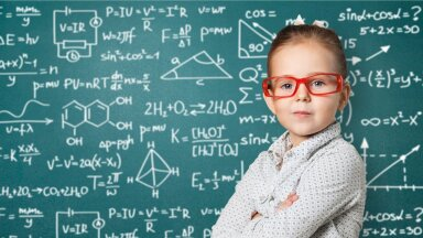 Laps on teistest teistmoodi? Need on märgid, mis ei viita muule kui keskmisest kõrgemale intelligentsile