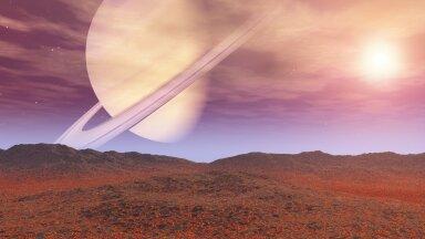Saturni kuul Rheal leidub raketikütust