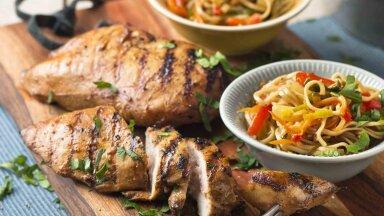 Lihaekspert õpetab: kuidas grillida mahlane ja täiuslikult küps kanaliha