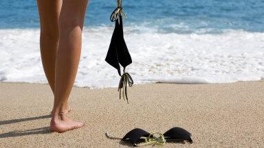 KÜSITLUS   Kas sind häirivad rannas alasti päevitajad?