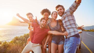 VISUAALNE TEST | See, mida esimesena pildil märkad, annab aimu, milline sõber sa oled