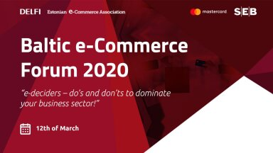 Baltic e-Commerce Forum 202