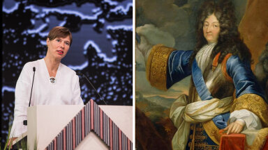 TEEL PRESIDENDIKS | Madis Somelar: Kersti Kaljulaid on populariseerinud meie riigi kultuurilugu, nagu ehitas ajaloos sildu Louis XIV