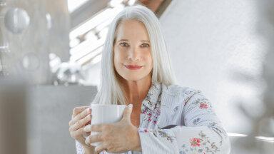 Östrogeeni tase mõjutab naha elastsust ning tervislikku ja noort väljanägemist