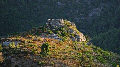 Vaade Ogliastra piirkonnale, kus asub ka Perdasdefogu.