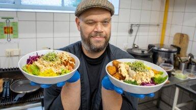 Andrus Albrechti on toidutegemine huvitanud lapsest peale. Nüüd saab ta erinevaid maitseid katsetada ja sõpru kostitada oma söögikohas nimega Bonzai.