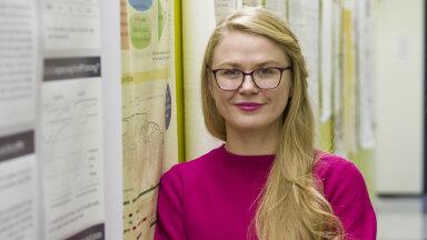 Tartu Ülikooli genoomika instituudi kaasprofessor Triin Laisk