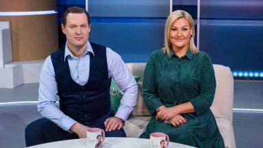 VIDEOINTERVJUU   Kalle Sepp ja Synne Valtri otse-eetri debüüdist: mõte jooksis kinni ning ajataju kadus täielikult