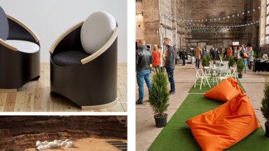 DISAINIÖÖ | Sündmused ja näitused, mida disainifestivalil kindlasti külastada tasub