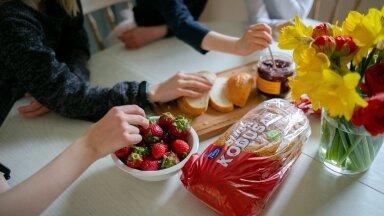 Производитель пищевых продуктов призывает жителей Эстонии оказать поддержку многодетным семьям, чтобы те смогли справиться с проблемами, обусловленными коронакризисом