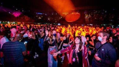 VIDEO | Hollandis korraldati 1300 inimese osavõtul klubipidu, et uurida koroonaviiruse levikut sellisel üritusel